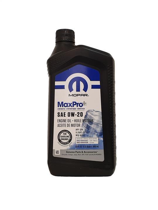 Моторное масло  Mopar MaxPro 0W-20  0.946 л