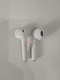 Блютуз наушники i20xs TWS, беспроводные наушники Bluetooth 5.0, качественный звук, стильные наушники сенсорные, фото 7