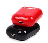 Беспроводные наушники i20xs TWS, цветные наушники Bluetooth 5.0, Блютуз наушники, сенсорные наушники, фото 3