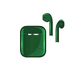 Беспроводные наушники i20xs TWS, цветные наушники Bluetooth 5.0, Блютуз наушники, сенсорные наушники, фото 5