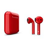 Беспроводные наушники i20xs TWS, цветные наушники Bluetooth 5.0, Блютуз наушники, сенсорные наушники, фото 8