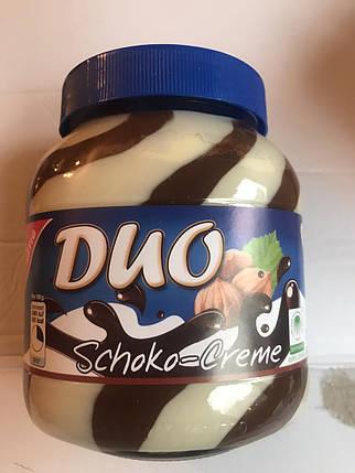 Шоколадная паста Duo Choco - Creme 750g, фото 2