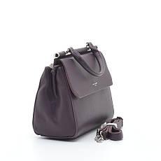 Жіноча сумка David Jones 6131-1T new d. бордова, фото 2