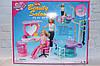 """Мебель """"Gloria"""" для парикмахерской, туалетный столик, кресла, аксессуары, в коробке"""