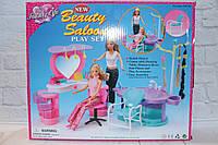 """Мебель """"Gloria"""" для парикмахерской, туалетный столик, кресла, аксессуары, в коробке, фото 1"""