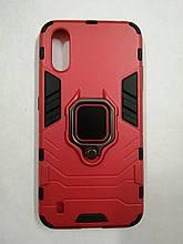 Чохол Samsung A01/M01 Terminator Red Ring