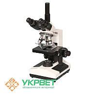 Биологический тринокулярный микроскоп ProWay XSZ-PW207T
