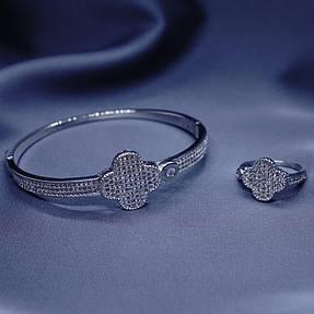 Комплект 210 Valencia 1300760247 (Браслет и кольцо)