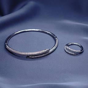 Комплект 210 Valencia 1300770682 (Браслет и кольцо)