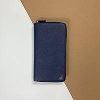 Мужской кожаный кошелек Prada (Прада) арт. 31-01, фото 1