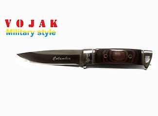 Нож с фиксированным клинком Columbia K-90