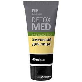Эмульсия для лица 40 мл Detox Med