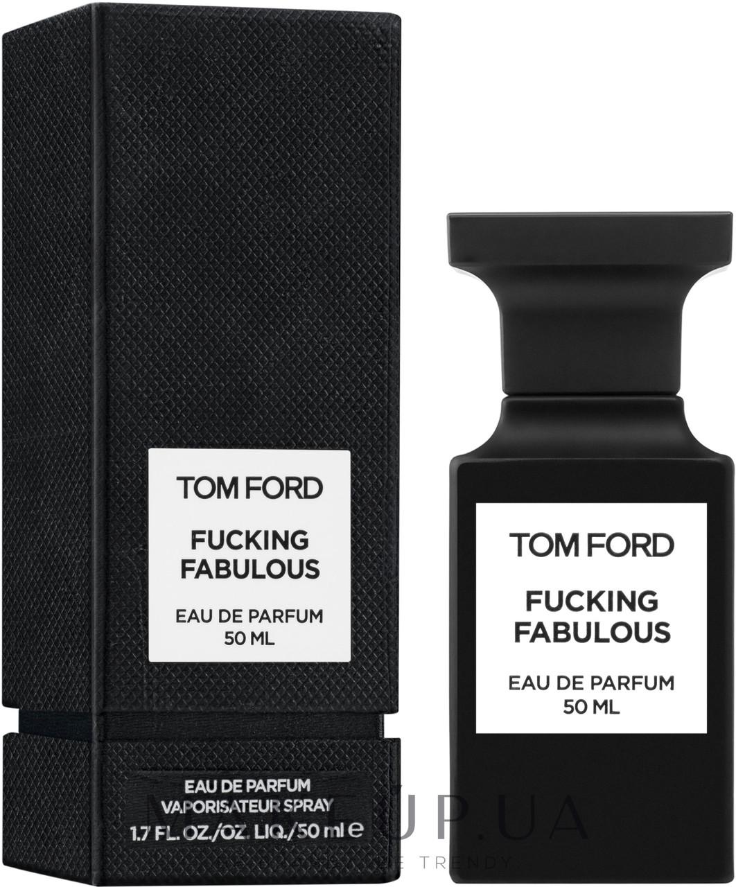 Оригинал унисекс парфюмированная вода Tom Ford Fabulous