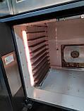 Печь -стойка комплект Wiesheu ; конвекционная B4+ подовая EBO 64 M  + расстойка Wiesheu GS2 ED60/40, фото 4