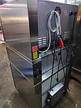 Печь -стойка комплект Wiesheu ; конвекционная B4+ подовая EBO 64 M  + расстойка Wiesheu GS2 ED60/40, фото 7
