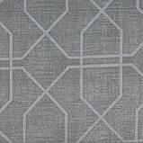 Комплект постельного белья двуспальный Геометрия Koloco 180x220см, фото 3