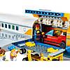 Конструктор LEGO 60262 City Пассажирский самолет 669 деталей Passenger Airplane, фото 3