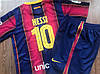 "Футбольна форма ФК ""Барселона"" (Messi) дитяча + гетри в подарунок, фото 2"