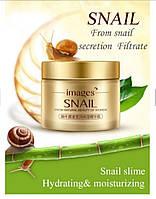 Крем для лица с экстрактом улитки IMAGES Snail универсальный 50 мл Корея