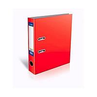 Папка-регистратор А5/7 см Economix E30724-03 красный (12 шт в уп.)