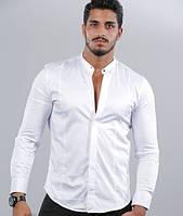 Рубашка мужская с длинным рукавом Rubaska, размер S