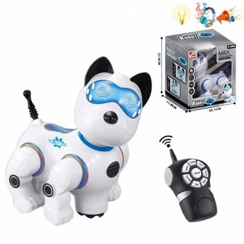 Собака-робот на радіоуправлінні