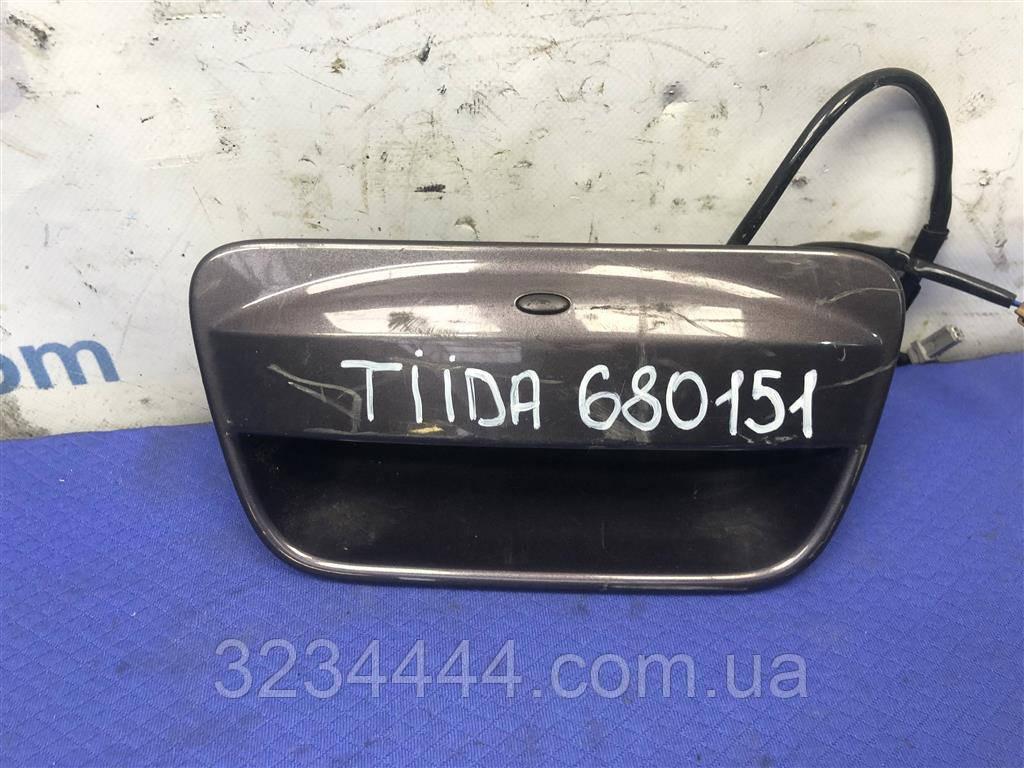 Ручка крышки багажника NISSAN TIIDA/VERSA C11 04-11