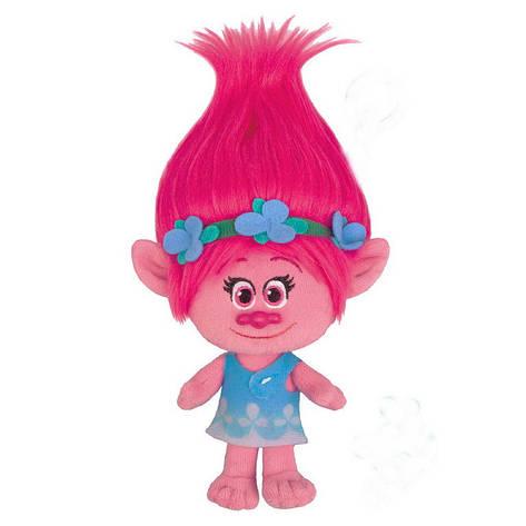 М'яка іграшка з мультфільму Троль Трояндочка 25см, фото 2