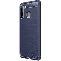 TPU чехол iPaky Slim Series для Samsung Galaxy A21
