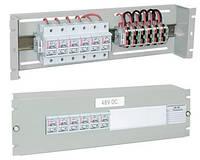 """ZPAS 19"""" панель PS-3U с DIN-рейкой, фото 1"""