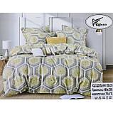 Комплект постельного белья Koloco полуторный 150x210см, фото 2