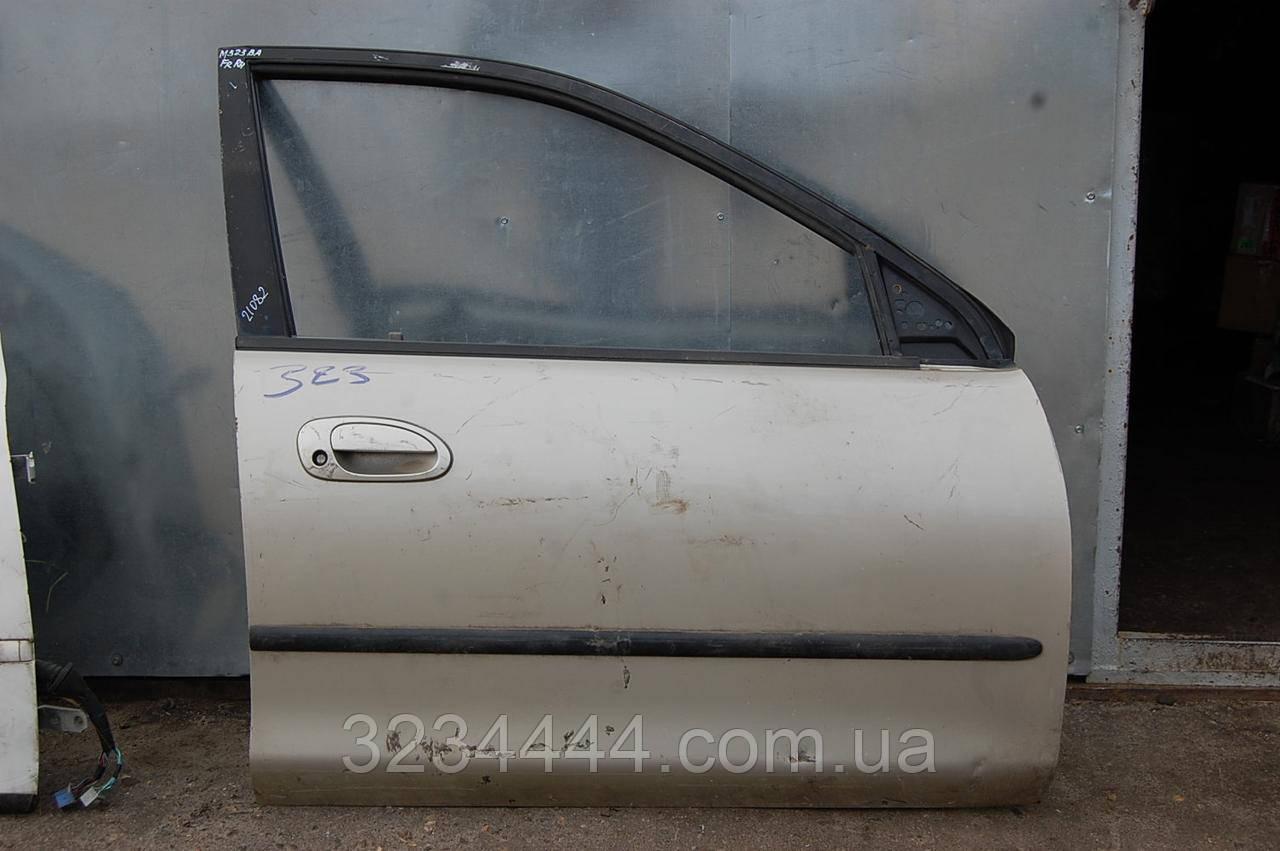 Дверь FR передняя правая MAZDA 323 BA 94-97