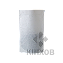Пакет Дой-Пак крафт РЕ белый + окно 100*170 дно (25+25), фото 2