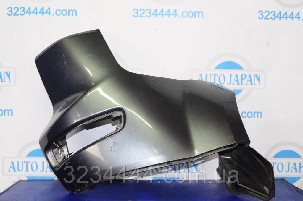 Бампер задній MITSUBISHI OUTLANDER XL 07-14