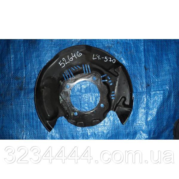 Диск гальмівний задній LEXUS LX570 07-15