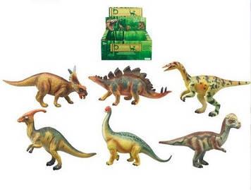 Динозавр в кор-ці,26х19х11см №Q9899-314/319(12)(216) КІ