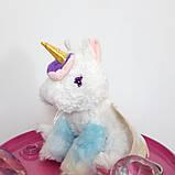 Крошка единорожка интерактивный единорог, фото 3