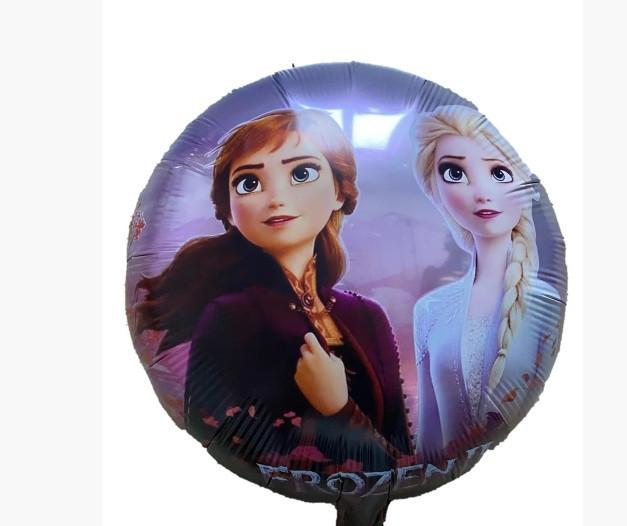 """Фольгований куля коло дві принцеси 18"""" Китай"""