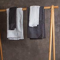 Мягкое белое полотенце для лица Ally 50х90