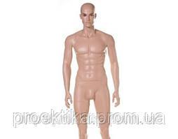 Манекен мужской телесный