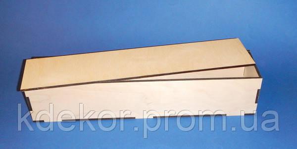Короб с крышкой заготовка для декупажа и декора