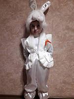"""Карнавальный костюм """"Зайчика"""" для мальчика на 4-6 лет.  Новогодний костюм, на утренник!, фото 1"""