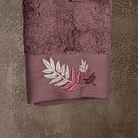 Мягкое махровое полотенце для лица Berta 50*90