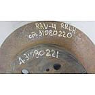Диск гальмівний задній TOYOTA RAV4 05-12, фото 3