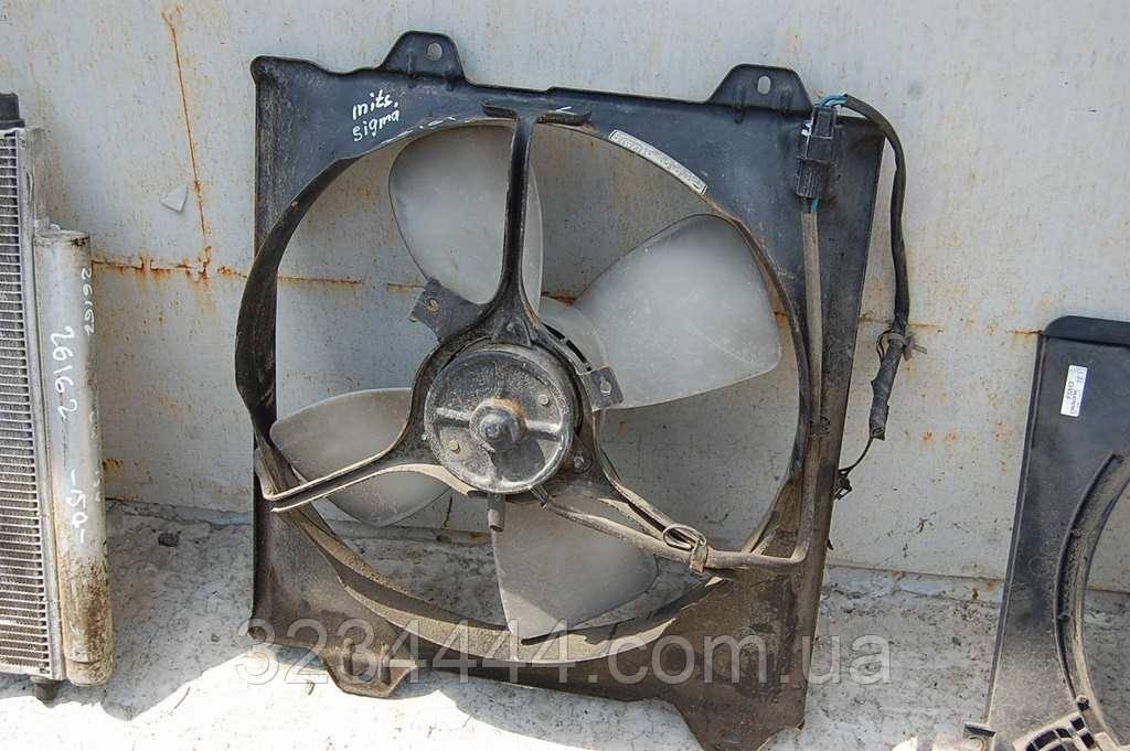 Дифузор радіатора охолодження MITSUBISHI SIGMA 90-96