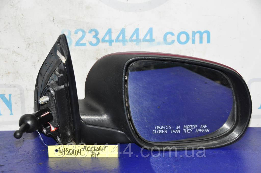 Зеркало R правое HYUNDAI ACCENT MC 06-10