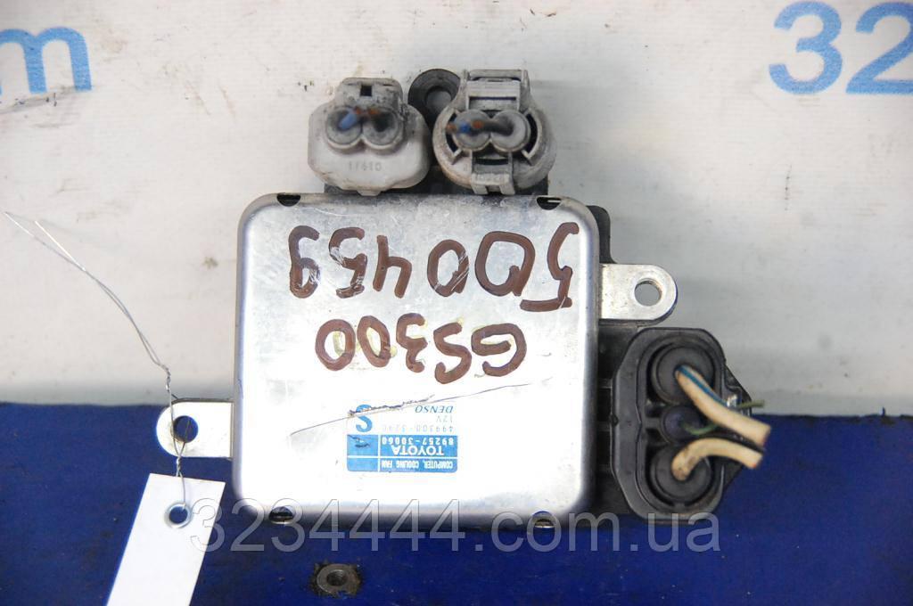 Блок управления вентиляторами LEXUS GS350 GS300 06-11