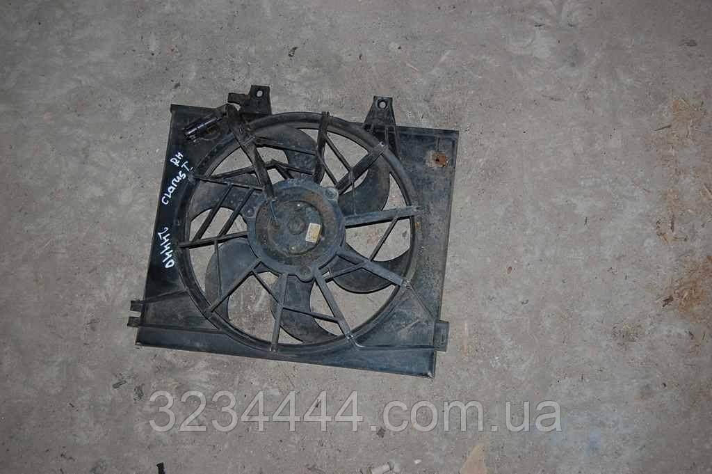 Диффузор радиатора охлаждения KIA CLARUS 96-01