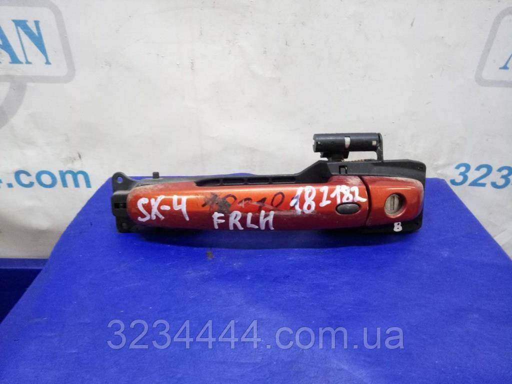 Ручка двери FL передней левой SUZUKI SX4 06-13