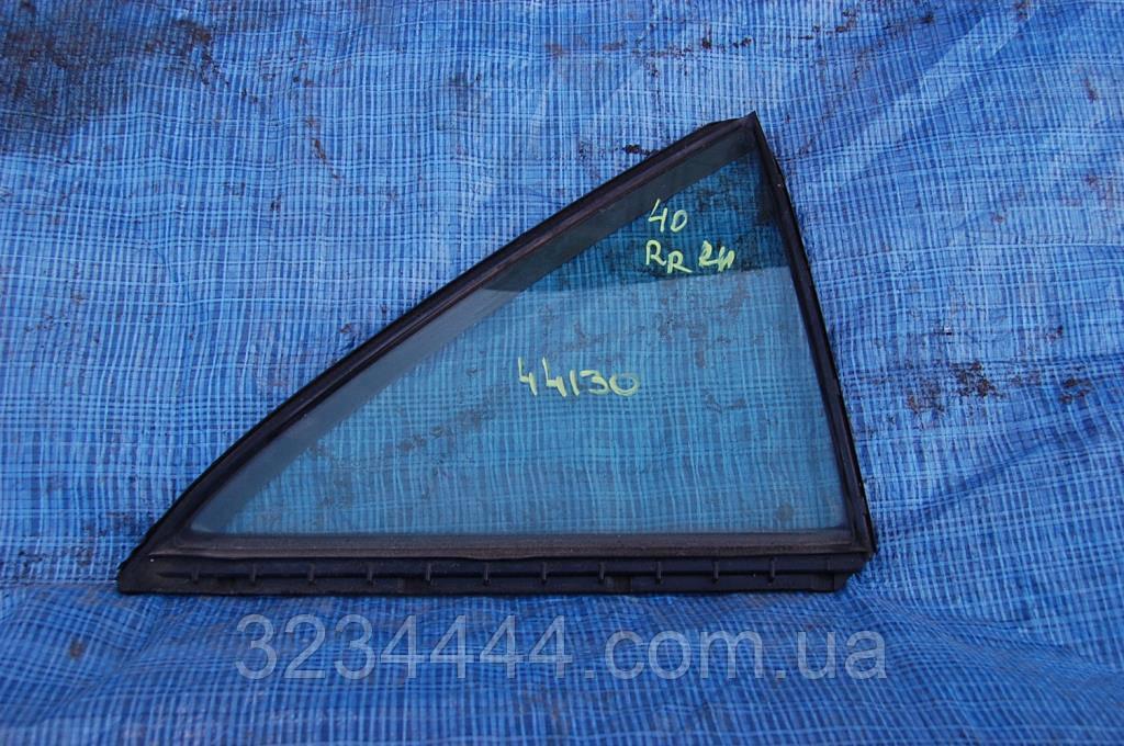 Стекло дверное глухое RR заднее правое TOYOTA CAMRY 40 06-11